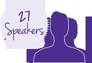 27 Speakers