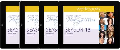 PDF Workbooks on iPads
