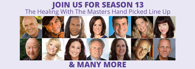 Something that will completely move you out of the soup and into your beautiful flight of freedom and power. Healing With the Masters!